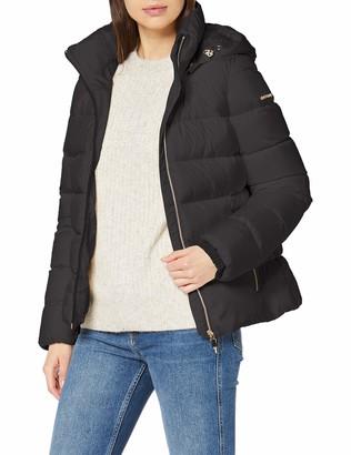 Geox Women's Adrya Short Hooded Down Jacket Outerwear