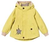 Mini A Ture Endive Yellow Wally Jacket