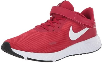 Nike Flyease Revolution 5 - SINGLE SHOE (Gym Red/White/Black) Men's Shoes