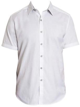 Robert Graham Andretti Stretch-Cotton Shirt