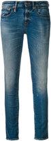 R 13 cropped 'Alison' jeans - women - Cotton/Spandex/Elastane/Polyester - 25