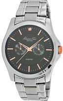 Kenneth Cole Rose Goldtone And Stainless Steel Watch