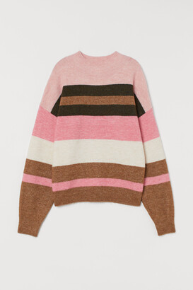 H&M Mock-turtleneck Sweater