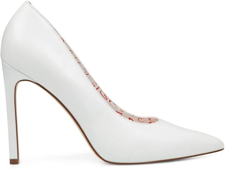 ec4e3d3996f Tatiana Pointy Toe Pumps - White Multi Leather