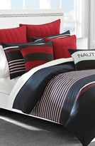 Nautica Mineola Cotton Comforter & Sham Set