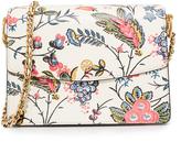 Tory Burch Floral Parker Shoulder Bag