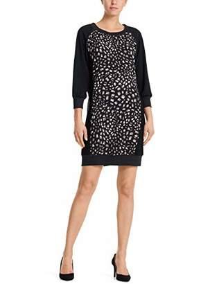 Marc Cain Women's KS 21.02 W Dress, Midnight Blue 395
