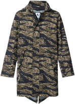 Nike Essentials tiger camo parka jacket