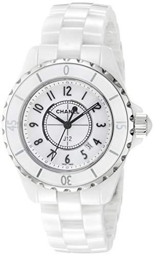 Chanel Women's H0968 Analog Display Quartz Watch