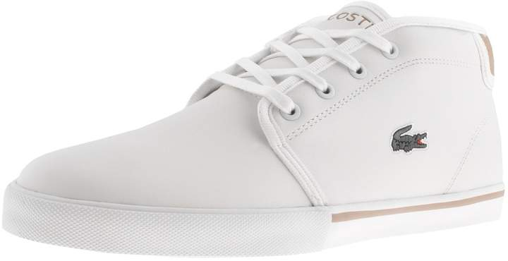 2d11b6028febd Ampthill Mid Trainers White