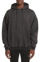 R 13 Men's Oversize Pullover Hoodie