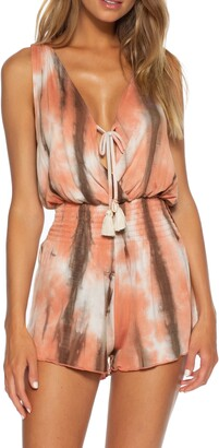 Becca Tide Pool Cover-Up Romper