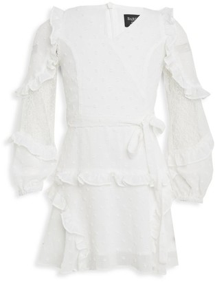 Bardot Junior Girl's Mimi Dobby Dress
