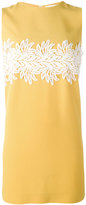 Sara Battaglia lace mini dress
