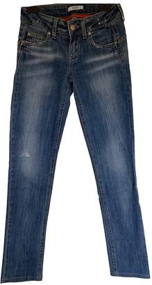 Liu Jo Liu.jo Blue Cotton Jeans for Women