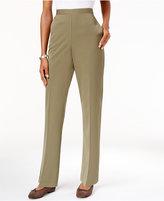 Alfred Dunner Petite Cactus Ranch Slim Pants