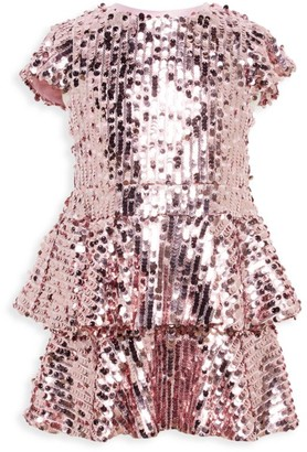 Bardot Junior Girl's Leila Sequin Dress
