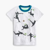 J.Crew Boys' glow-in-the-dark soccer T-shirt