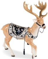 Fitz & Floyd Bristol Holiday Reindeer Figurine