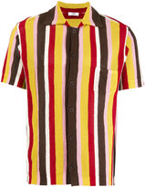 Cmmn Swdn knit striped shirt