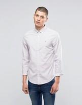 Original Penguin Stripe Slim Fit Heritage Shirt