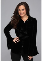 Tasha Polizzi - Carraway Shirt (Black) - Apparel