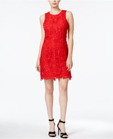Kensie Go Red For Women® Lace Sheath Dress
