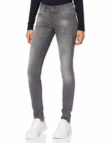 Thumbnail for your product : G Star Women's Lynn Mid Skinny Jeans in Slander Grey Superstretch