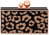 Sophia Webster Clara Crystal Embellished Clutch Bag