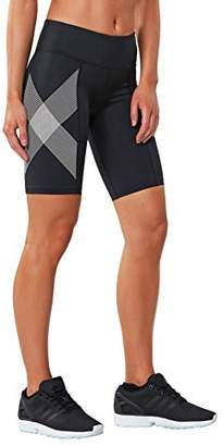 2XU Women's Mid-Rise Compression Shorts