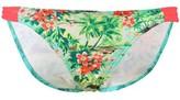 Kiwi Multicolor panties swimsuit bottom Thali Paradise MULTICOLOUR