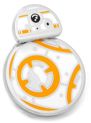 Cufflinks Inc. Star Wars BB-8 Spinning Droid Lapel Pin