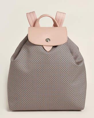 Longchamp Le Pliage Ivory Dandy Backpack