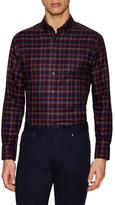 Vince Camuto Knit Piqué Sportshirt