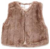 kardashian kids (Infant Girls) Faux Fur Vest