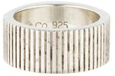 Tiffany & Co. Textured Wide Band