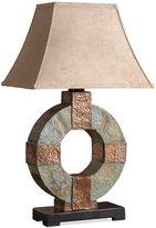 Uttermost Indoor/Outdoor Slate Table Lamp