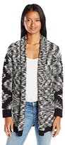 Billabong Juniors Shoreline Drive Cardigan Sweater