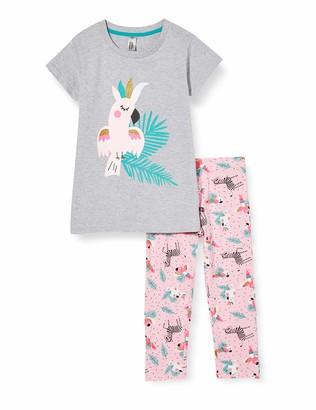 mon P'tit Dodo Girls' BF.HOLA.PCO Pyjama Sets