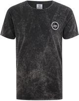 Hype Grey Acid Wash T-Shirt*