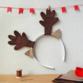 Your Own Clara and Macy Make Reindeer Antlers Craft Kit