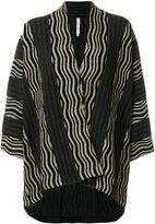 Antonio Marras striped jacket