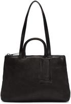 Marsèll Black Dritta Duffle Bag