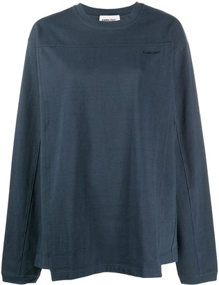 Ambush panelled long sleeve T-shirt