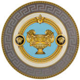 Versace Prestige Gala Bleu Plate