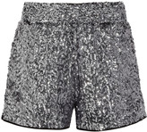 Karl Lagerfeld Sabine sequined shorts
