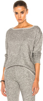 ATM Anthony Thomas Melillo Extended Shoulder Sweatshirt