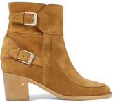 Laurence Dacade Babacar suede ankle boots