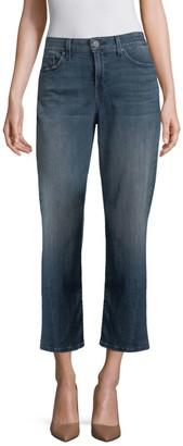 NYDJ Jenna Straight Crop Jeans