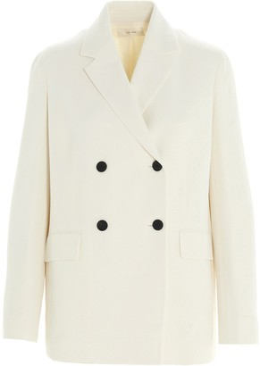 The Row Orla Double Breasted Blazer